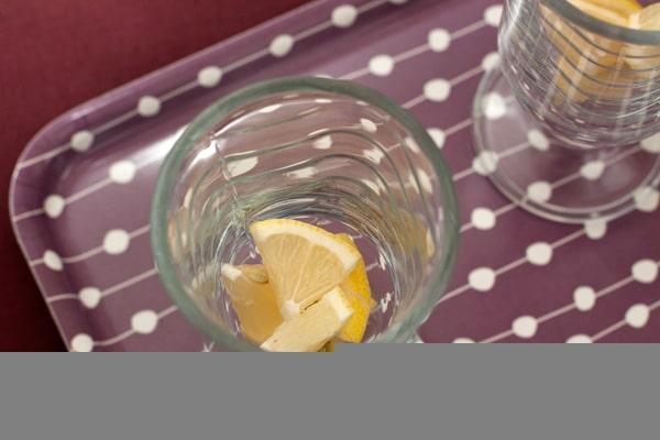 53 - Le thé de gingembre aux fraises