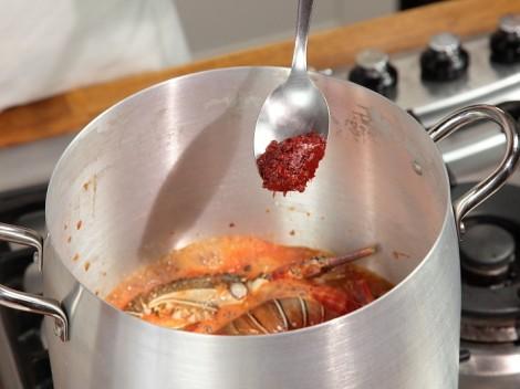 61 e1439437568759 - Couscous aux écrevisses - Recette Couscous tunisien