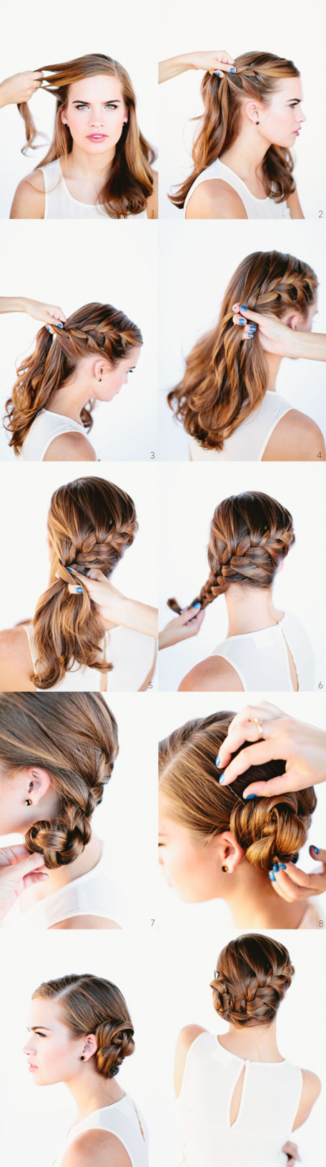 7-FRENCH-BRAID-BUN-HAIR