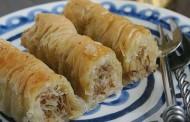 Baklawa rolls