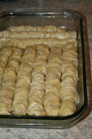 87727906 p - Baklawa rolls