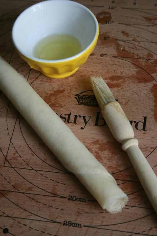 Cigarettes au miel et amandes fcile à faire 2