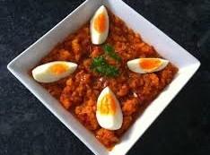 Slatet Omek Houria (Salade de purée de carottes)