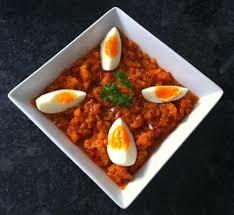 Salade Omek Houria - Slatet Omek Houria (Salade de purée de carottes)