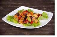 Salade de courgettes au cumin