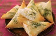 Beurrecks au fromage – Mezzés Bouchées Apéro