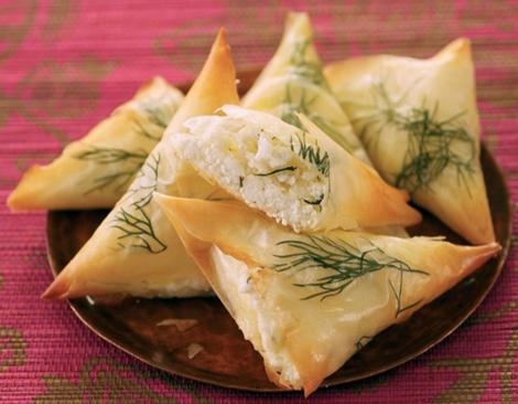 beurrecks fromage - Beurrecks au fromage – Mezzés Bouchées Apéro