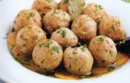 Boulettes de merlan à l'huile d'olive