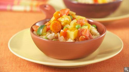 couscous vegetarien nu 500x281 - Couscous végétarien