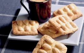 Croquets aux amandes - Gâteaux pour café gourmand