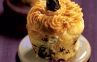 Cupcakes à la grecque à la feta et aux olives - Versions salées
