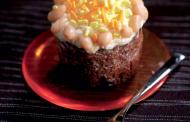 Cupcakes aux haricots - Versions salées