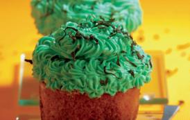 Cupcakes au thé vert et aux graines de fenouil - Versions salées