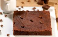 Fondant au chocolat intense avec une légère saveur café