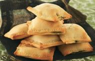 Fatayers aux épinards – Mezzés Bouchées Apéro