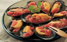 Moules à la sauce piquante – Mezzés Bouchées Apéro
