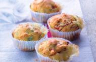 Moelleux toscans à la mozzarella - Muffins salés