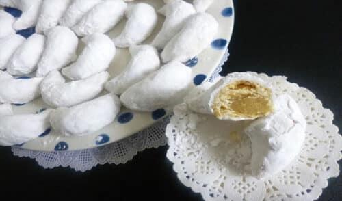 patisserie kaak 500x294 - Ka'ak ou Kaâk au sucre