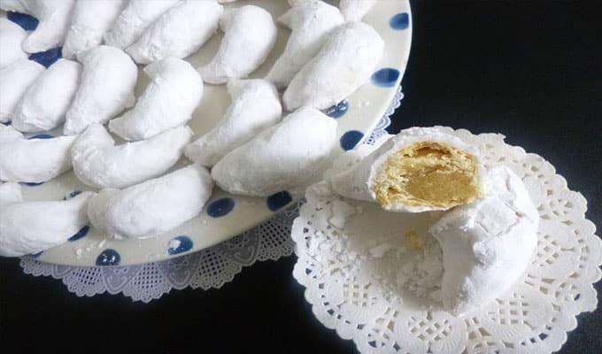 Ka'ak ou Kaâk au sucre