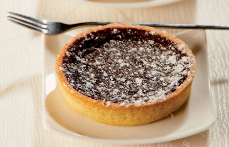 tarte-chocolat-sablee