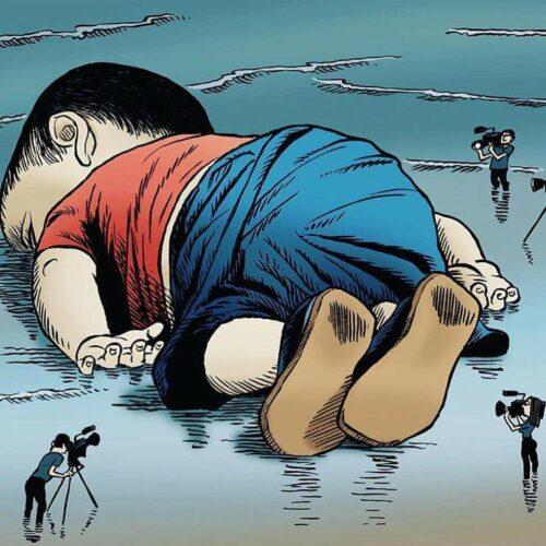 AylanKurdi 500x500 - Aylan Kurdi, ceux qui ne restent pas sensibles ne sont pas humains