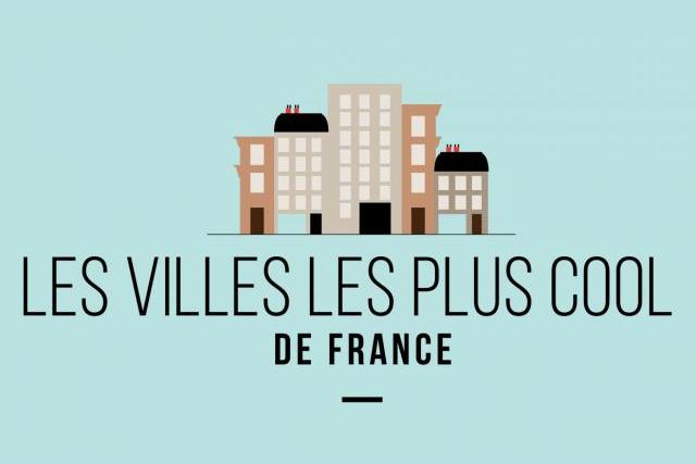 illu villes cool france - Quelles sont les villes les plus cool de France ?