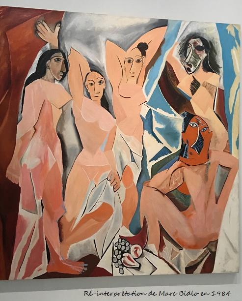 IMG 0350   Copie 1 - L'expo Picassomania au Grand Palais