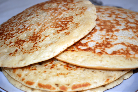 Untitled pancakes - Recette facile d'une Pâte à pancakes