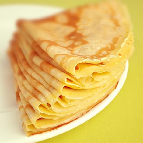 Recette de Pâte à crêpes sucrées