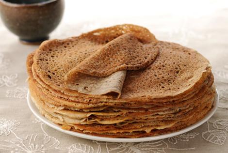 galette sarrasin - Recette de Pâte à galettes de sarrasin