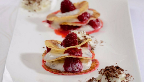mille-feuilles-crepes-framboises