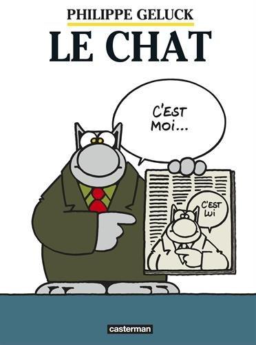 Le Chat Tome 1 Le Chat 726f7 - Le Chat de Philippe Geluck... Une vraie cure de jouvence !