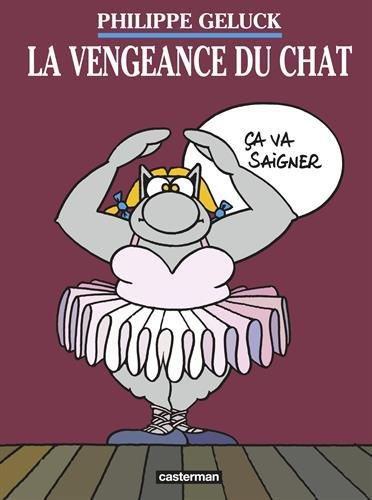 Le Chat Tome 3 La vengeance du chat 4599b - Le Chat de Philippe Geluck... Une vraie cure de jouvence !