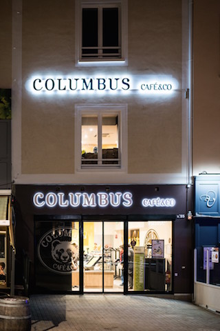 Columbus café, le coffee shop à la française