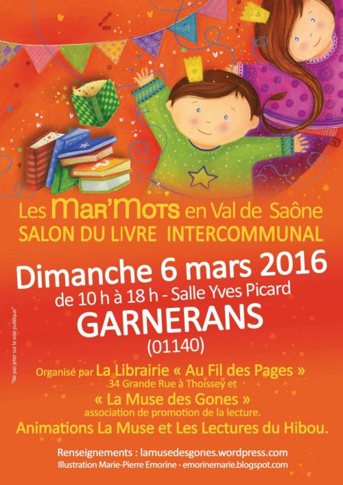4eeb67a0dfe87cb46b385aca5f00f9e9 500x707 - Les Mar'Mots en Val de Saône