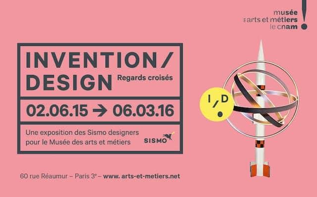 948af3dc2cf05b345beee202db5e9145 - Exposition Invention / Design Regards croisés au CNAM