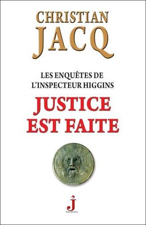 Higgins20 8fd26 - Les enquêtes de l'inspecteur Higgins de Christian Jacq