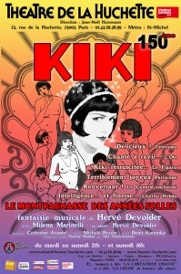 12964f51197872319e2f95c141474986 - Kiki de Montparnasse au théâtre de la Huchette