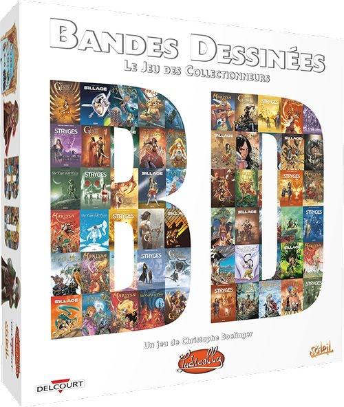 7a4b8d7c0616807165d6cd6947d463ae - Jeu Bandes dessinées édité par Ludically