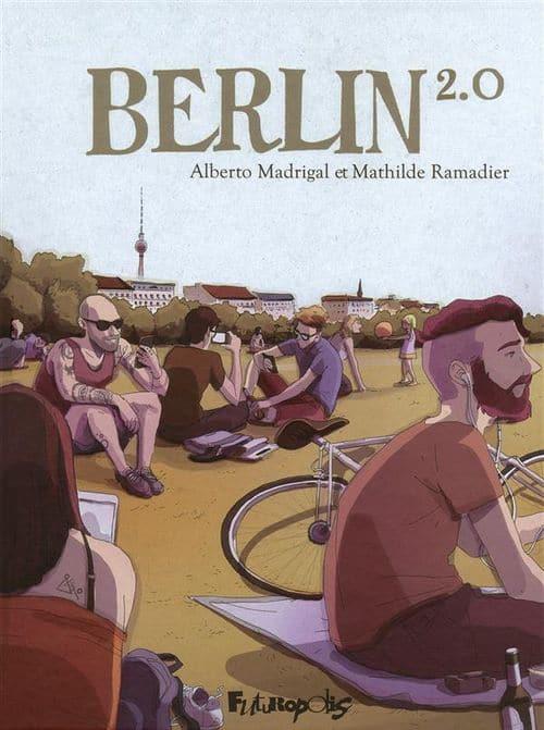 Berlin e01ad - Sélection des meilleures BD de ce début d'année!
