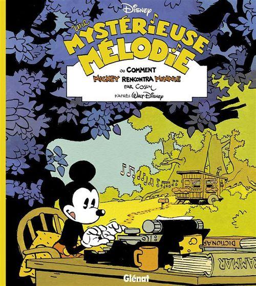 Mickey cosey 839b4 - Sélection des meilleures BD de ce début d'année!