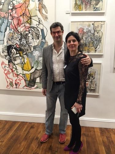 IMG 4209   Copie 39e28 1 - Sergio Moscona à la Galerie Claire Corcia