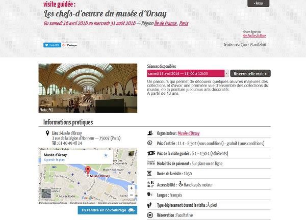 MESSORTIESCULTU3 7f418 - Mes Sorties Culture, un site génial pour trouver des visites guidées en quelques clics