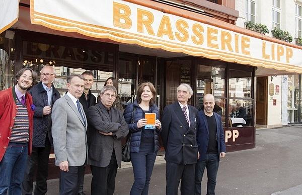 d7dd502873674d213b28e52b74da4b4d - Prix CAZES 2016 de La Brasserie LIPP