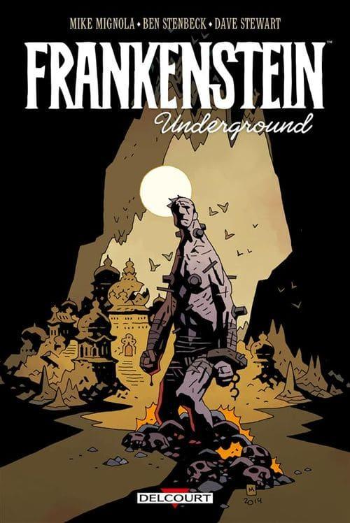 frankenstein 23add - 5 BD, 5 styles!