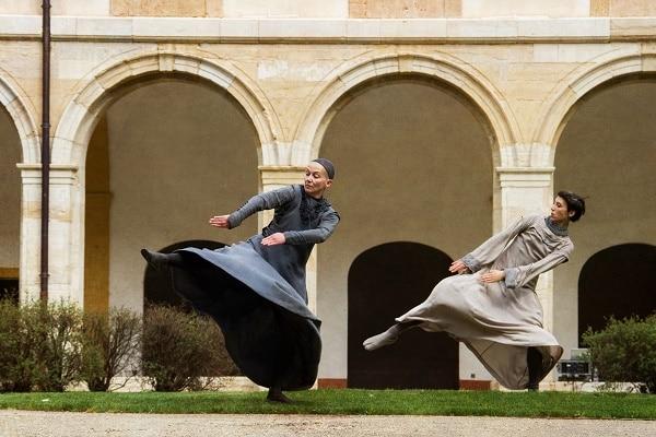 1Figure du gisantAVincent Vanhecke 4c986 - 2ème édition de Monuments en mouvement : Danse et Cirque dans les monuments nationaux