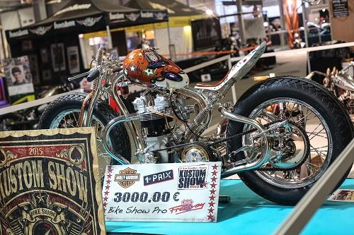 ATF Kustom Bike Show 2246a - L'American Tours Festival fête ses 10 ans du 1er au 3 juillet 2016