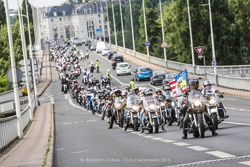 ATF Parade Harley 8de3f 1 - L'American Tours Festival fête ses 10 ans du 1er au 3 juillet 2016