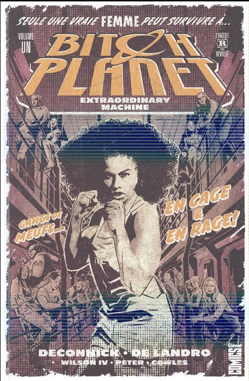 Bitch f16c5 - Harrow County, Bitch Planet, deux nouvelles séries BD chez GlénatComics !