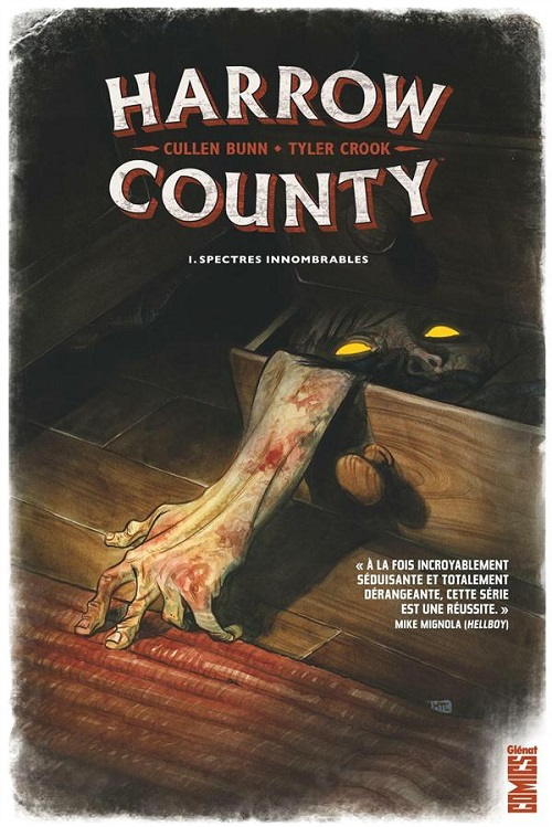 Harrow 4f83d - Harrow County, Bitch Planet, deux nouvelles séries BD chez GlénatComics !
